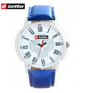 Shopclues-Buy LOTTO Blue Analog Watch only at Rs. 99