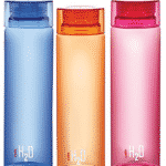 Cello H2O Unbreakable Bottle , 1 Litre, Set of 3, Colour May Vary tricknshop