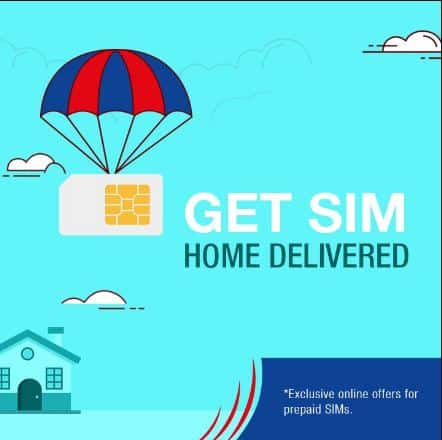 Aircel – Get Rs 50 Free Talktime on Applying 4 New Sim online