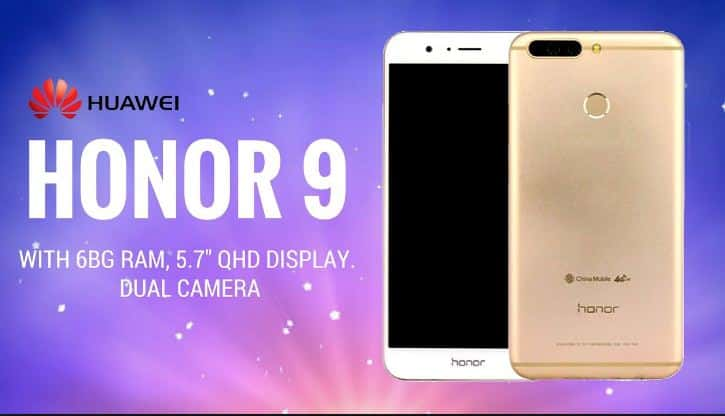 Huawei Honor 9 Price in India Buy Online, Specifications, Features Reviews