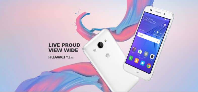 Huawei Y3 (2017) Price in India Buy Online, Specifications, Features Reviews