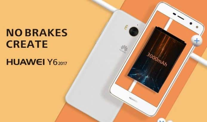 Huawei Y6 (2017) Price in India Buy Online, Specifications, Features Reviews