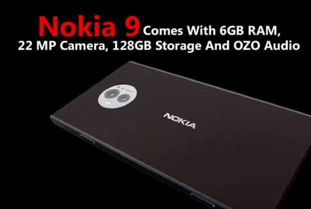 Nokia 9 Price in India Buy Online, Specifications, Features Reviews
