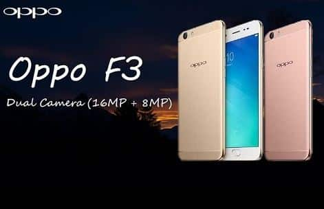 Oppo F3 Price in India Buy Online, Specifications, Features Reviews