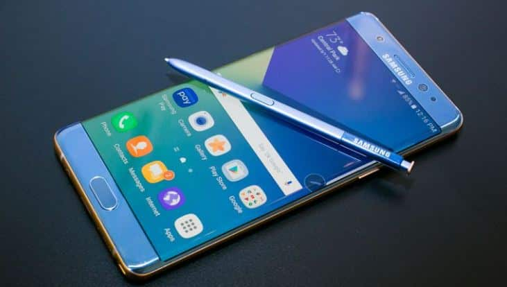 Samsung Galaxy Note 7R Price in India Buy Online, Specifications, Features Reviews