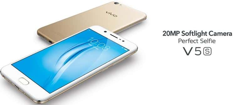 Vivo V5s Price in India Buy Online, Specifications, Features Reviews