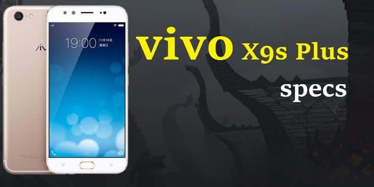 Vivo X9s Plus Price in India Buy Online, Specifications, Features Reviews