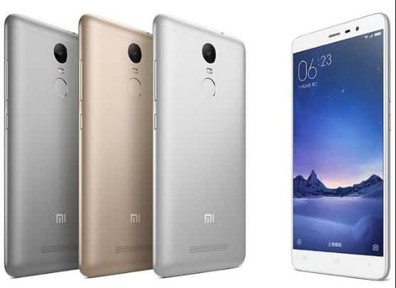 XIAOMI MI NOTE 3 Price in India Buy Online, Specifications, Features Reviews