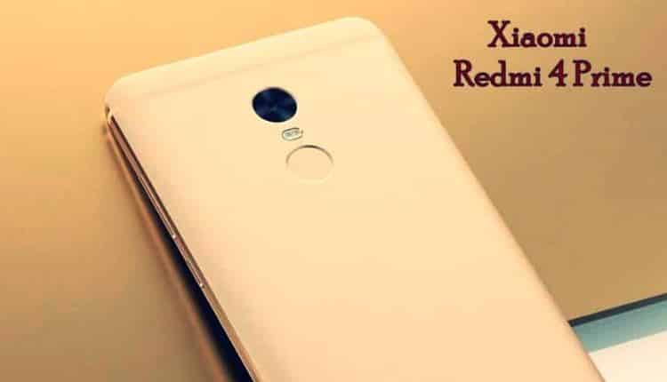 Xiaomi Redmi 4 Prime Price in India Buy Online, Specifications, Features Reviews