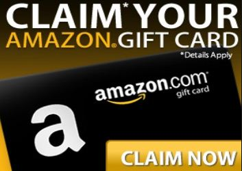 Amazon Get 10% Cb on 1st Time Purchase of Amazon Gift Card