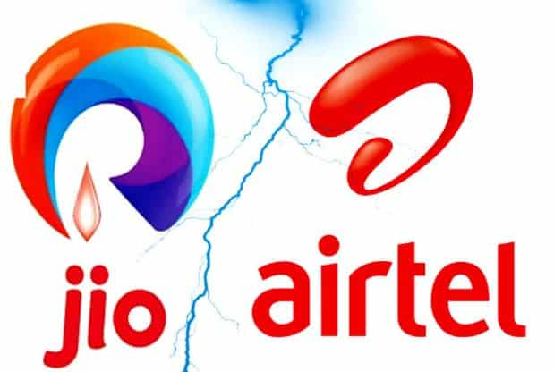 Reliance Jio get the biggest collision, Airtel has made big announcement