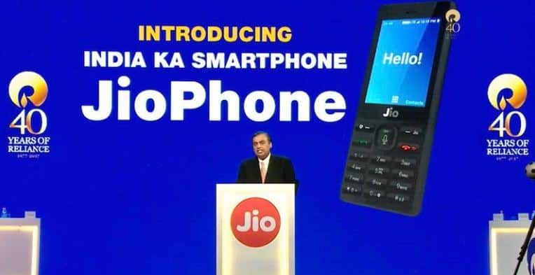 (Verified) Jio Feature Phone Launched at Rs 0, Pre Booking n More