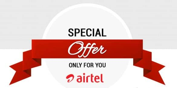 Airtel Free Data Offer - Get Airtel 2 GB 4G Data For Free
