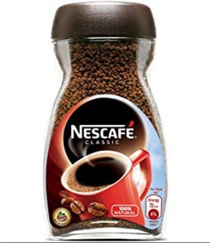 Amazon- Buy Nescafe Classic Jar, 50g at Rs 109
