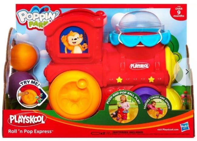 Flipkart offers - Buy Playskool Poppin Park Roll - Pop Express at Rs 5 _ _