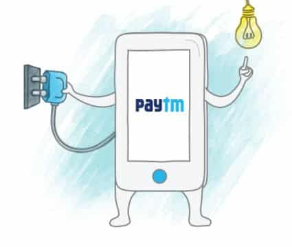 Paytm ELectricity Bill Payment Offers