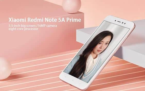 Xiaomi Redmi Note 5A Prime Price in India Buy Online