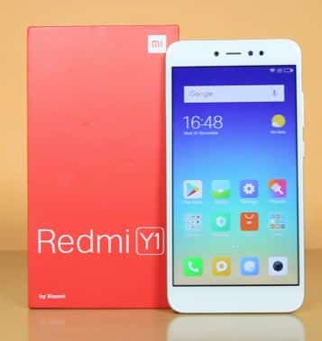 Xiaomi Redmi Y1 Price in India Buy Online
