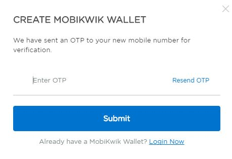 [Create Mobikwik Account] -How to Set Up a Mobikwik Account