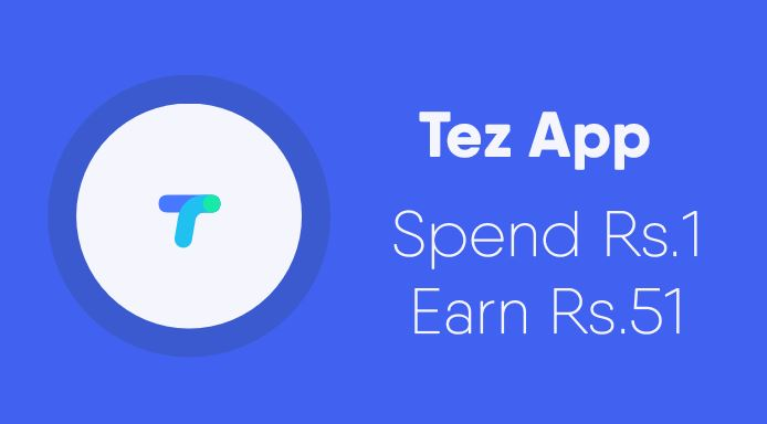 Google Tez App - Get Rs 51 on Signup & Rs 51 Per Refer