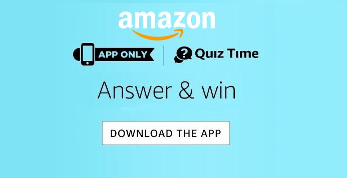 (All Answers) Amazon February Quiz – Win 6 month's Free Shopping