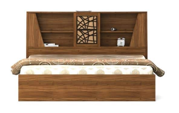 (Save 62%) Amazon- Spacewood Aspire Queen Size Bed with Storage