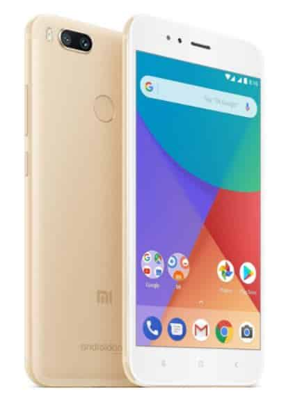 XIAOMI MI A1 Price in India Buy Online, Launch date, Expected Price