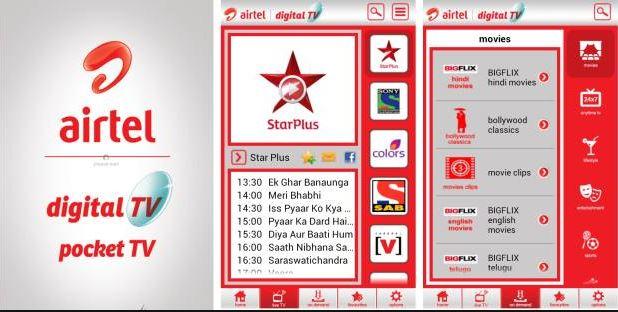 Airtel TV App Trick – Download to Get Free 1GB Internet Data for 3