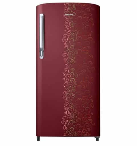 Amazon- Samsung 192 L 2 Star Direct Cool Single Door Refrigerator