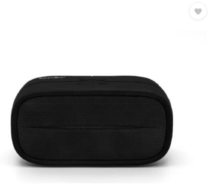 Flipkart- 67% off on SoundBot SB572 3 W Bluetooth Speaker (Black, Mono Channel)