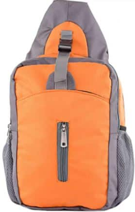 Flipkart- TT BAGS Backpack 2.5 L Laptop Backpack (Orange)