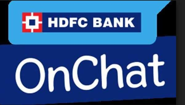 Create Account HDFC OnChat SignUp