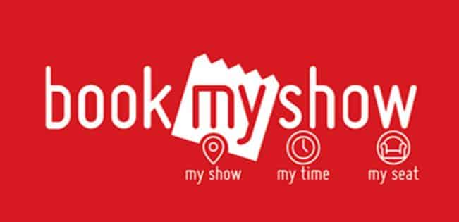 Signup BookMyShow Account- Steps To Create BookMyshow Account