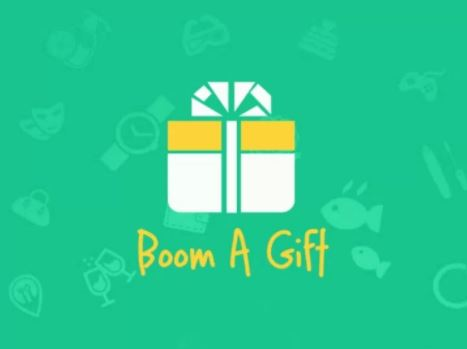 Boom A Gift App Offer