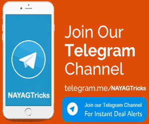 NAYAGTricks Telegram channel alerts