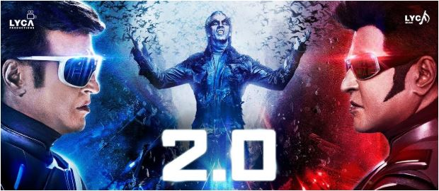 Paytm Movie Ticket Loot- 100 percent Cashback On Robot 2.0 Movie
