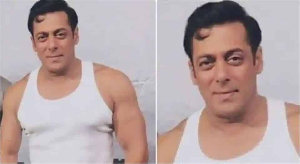 salman khan new look in Bharat Movie