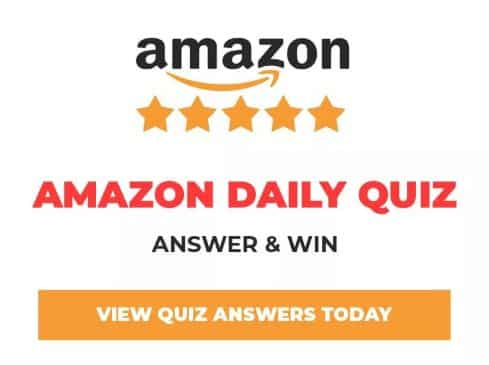 All Amazon Quiz Answers June 2020
