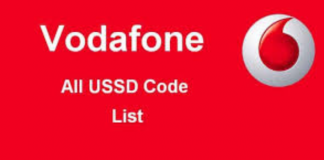 Latest Vodafone USSD Codes-All Vodafone USSD Codes list