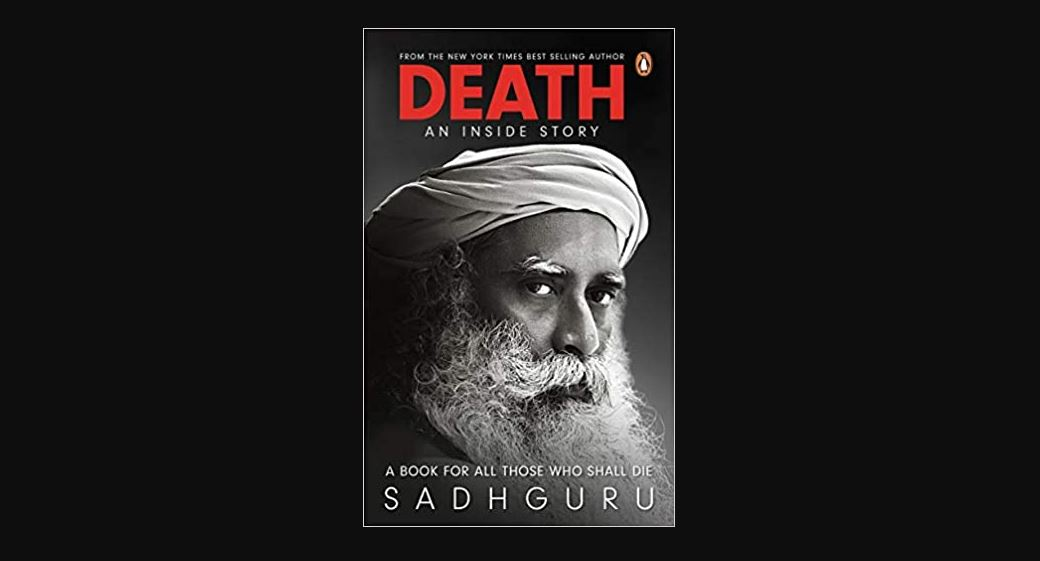 Amazon Deal- Death; An Inside Story by Sadhguru at Rs 246