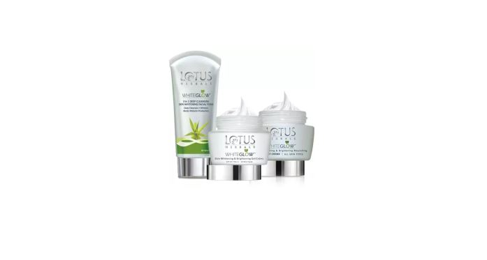 Flipkart Deals- LOTUS HERBALS White Glow Day And Night Pack (3 Items)