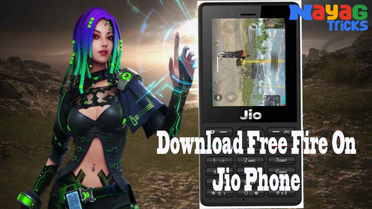 Jio Phone Free fire Trick 2020- How To Download Free Fire On Jio Phone for free