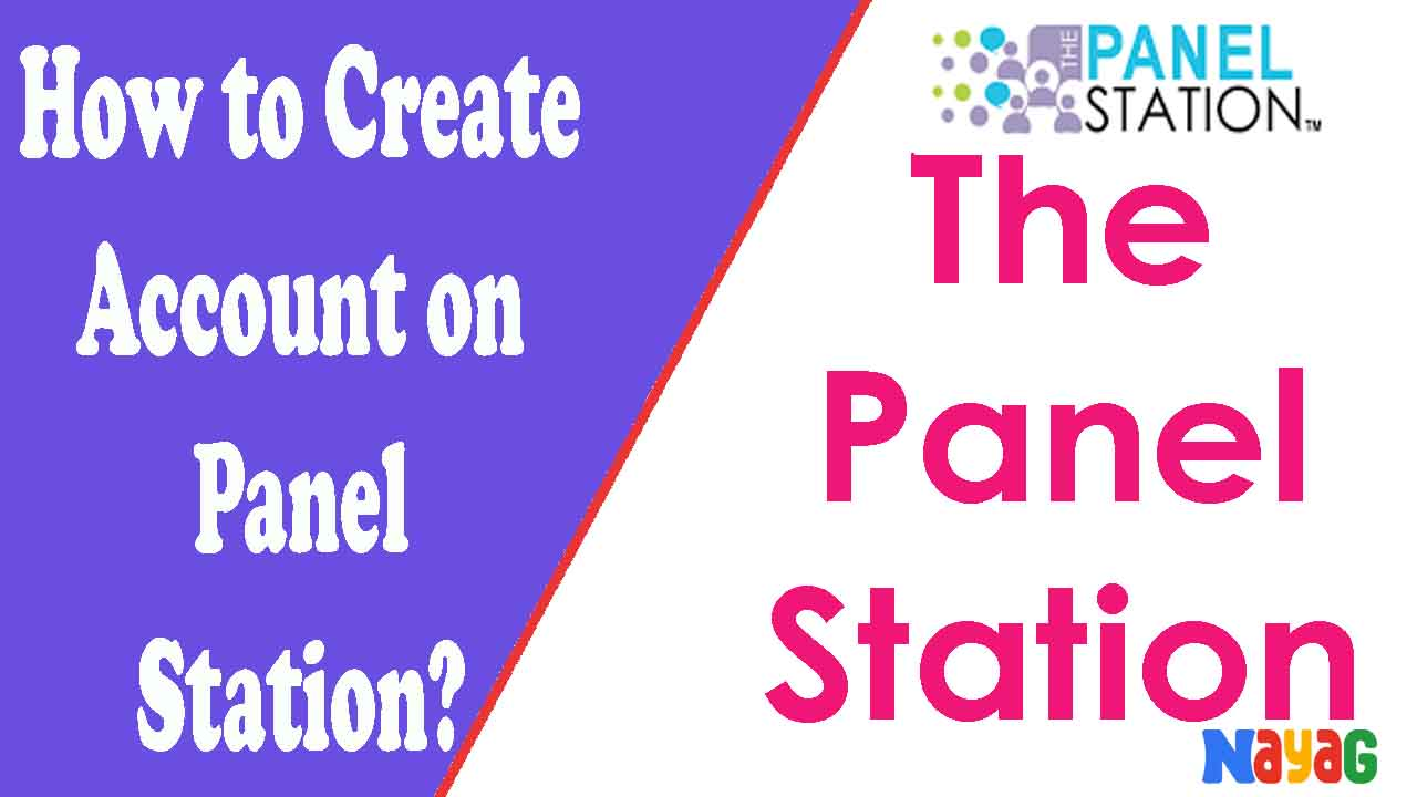 Create Panel Station Account- How to SignUp New Panel Station Account