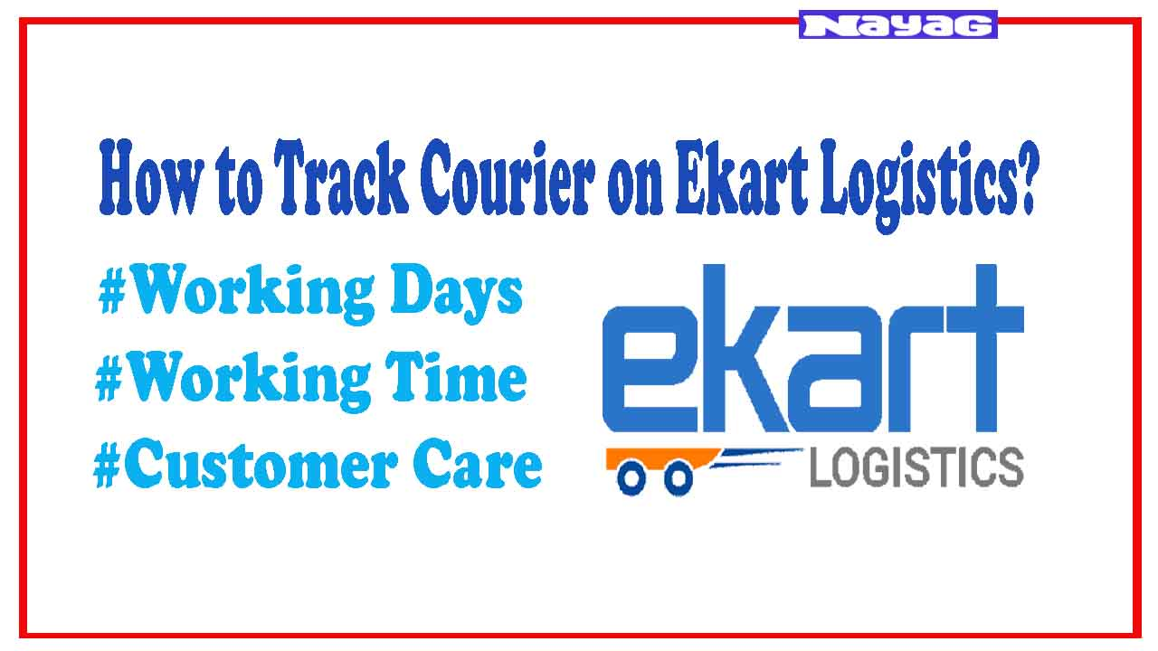 How to Track Courier on Ekart Logistics