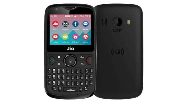 Jio's great offer, take home JioPhone 2 for only 141 rupees.